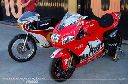 Benelli y Ducati en Classic & Legends 2014