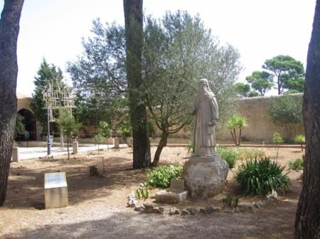 Escultura de Llull