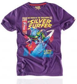 silver surfer pull and bear