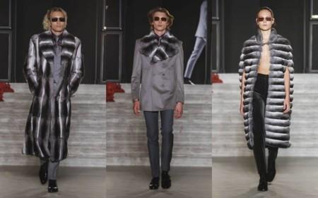 Justin Oshea Brioni Debut Haute Couture Fashion Week Runway Show 2