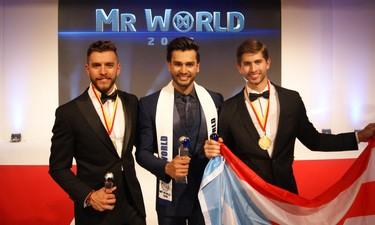 ¡Lo sabíamos! El guapérrimo representante de India gana Míster Mundo 2016