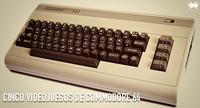 Cinco videojuegos de Commodore 64 para celebrar su 30 aniversario