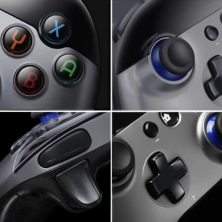 Control inalámbrico para Nintendo Switch con descuento
