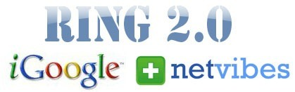 Ring 2.0: iGoogle vs Netvibes