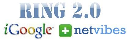 Ring 2.0: iGoogle vs Netvibes