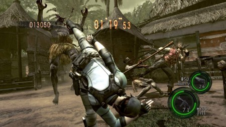 Resident Evil 5 Ps4 Xbox One 7