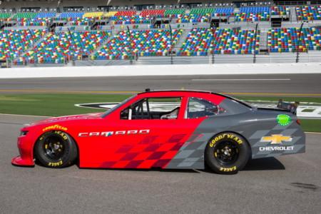 Así es el nuevo Chevrolet Camaro de NASCAR