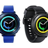 Ahora, el Samsung Gear Sport en azul o negro, cuesta en Mediamarkt sólo 199 euros