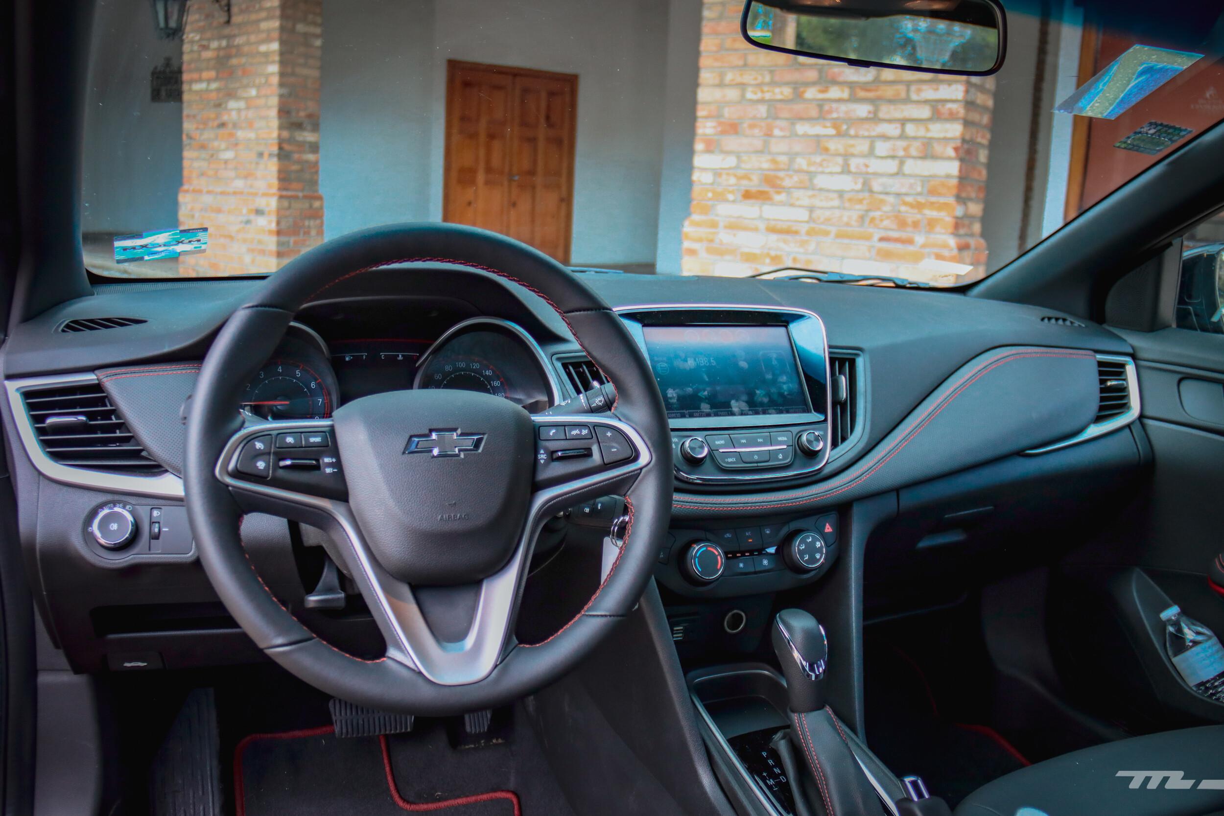 Foto de Chevrolet Cavalier Turbo 2022: Primer vistazo (27/37)