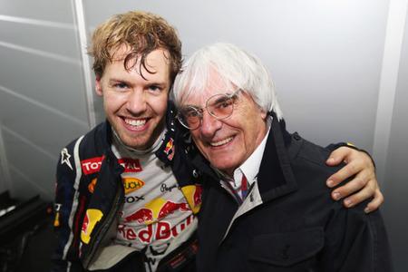Bernie Ecclestone: la forma de actuar de Ferrari es una vergüenza para la Fórmula 1