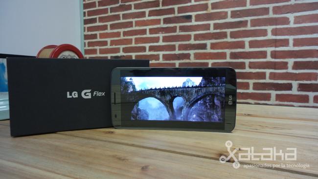 Foto de LG G Flex análisis (8/14)