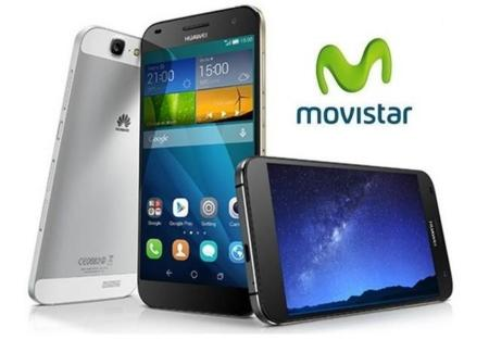 Precios Huawei Ascend G7 con Movistar y comparativa con Orange, Yoigo y Amena