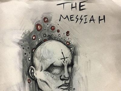 Dibujos que nos muestran cómo son las alucinaciones de una chica esquizofrénica de 18 años