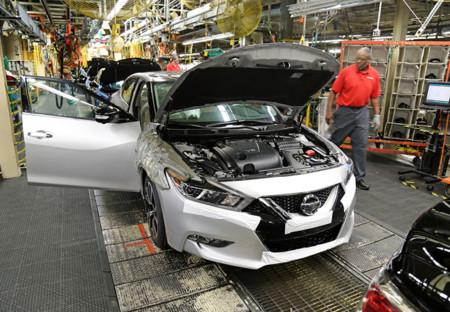 Inicia la producción del nuevo Nissan Maxima
