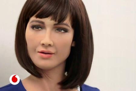 Sophia, el robot más humano hasta la fecha, aúna ciudadanía, IA y tecnología blockchain