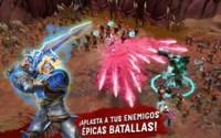 Battle of Heroes: Land of Immortals, el nuevo juego de rol y estrategia de Ubisoft para Android