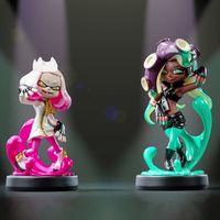Perla y Marina de Splatoon 2 tendrán sus propios Amiibo