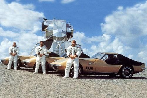 La historia de fascinación por el Corvette entre astronautas y por qué GM se los rentó a un dólar al mes