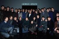 Giorgio Armani otoño-invierno 2014/2015: el triunfo de la chaqueta en una colección más que exquisita