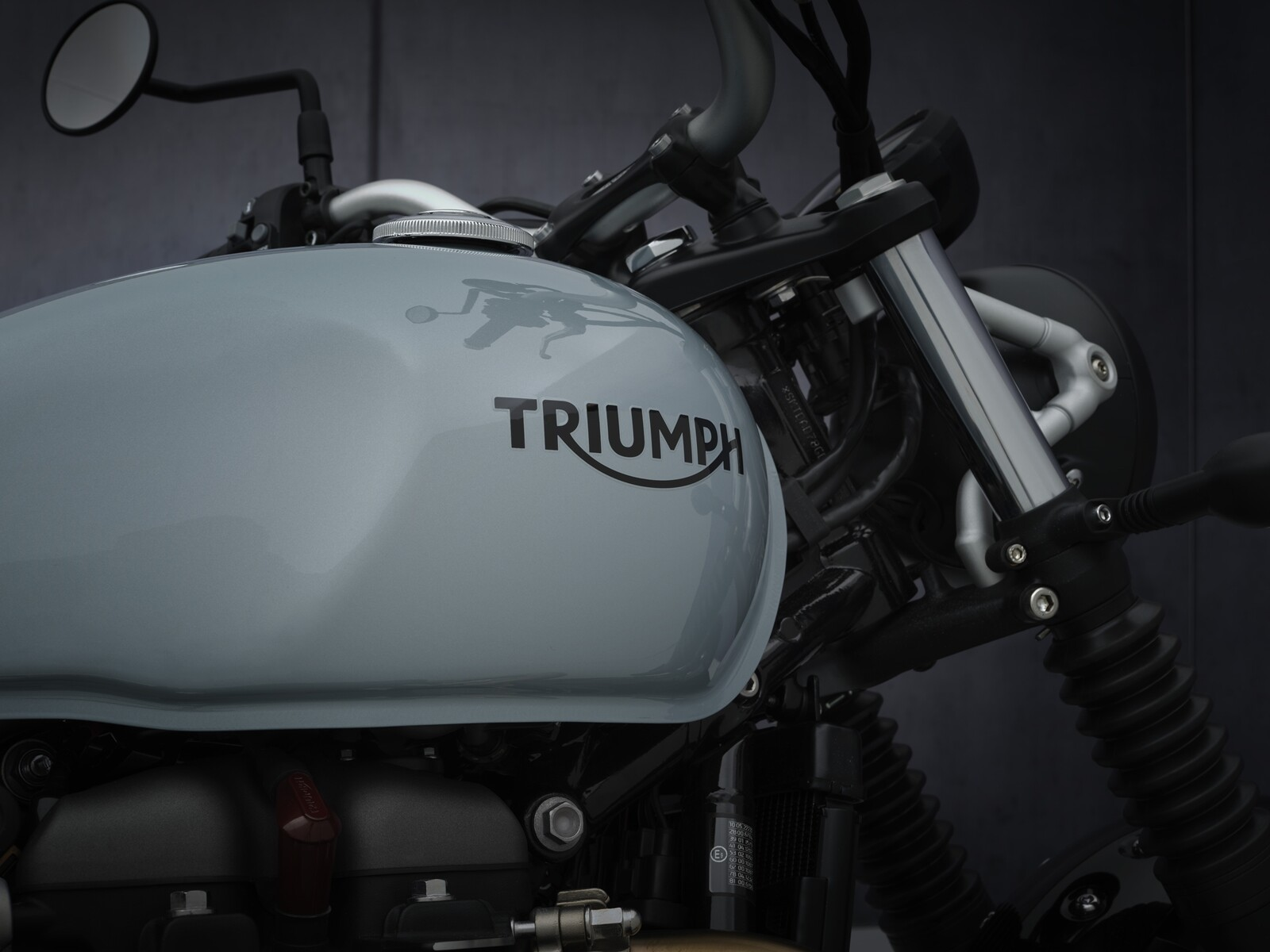 Foto de Triumph Street Scrambler 2021 (33/33)