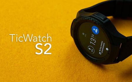TicWatch S2, análisis: los smartwatches con Wear OS maduran a buena velocidad