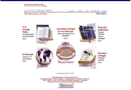 Secretaría de Estado (2001)