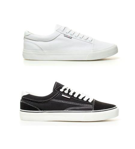 Ofertón en eBay:  zapatillas Hakimono Kachi 1 en blanco o en negro por sólo 10,95 euros con envío gratis
