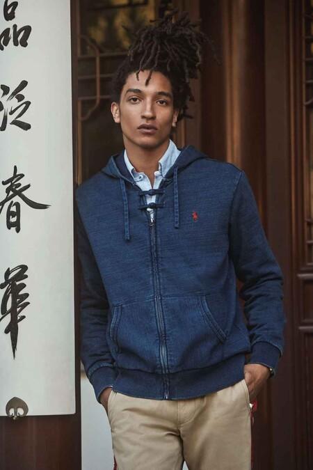 Polo Ralph Lauren Y Clot Inc Fusionan La Cultura China Y La Americana En Una Fascinante Coleccion Capsula 04
