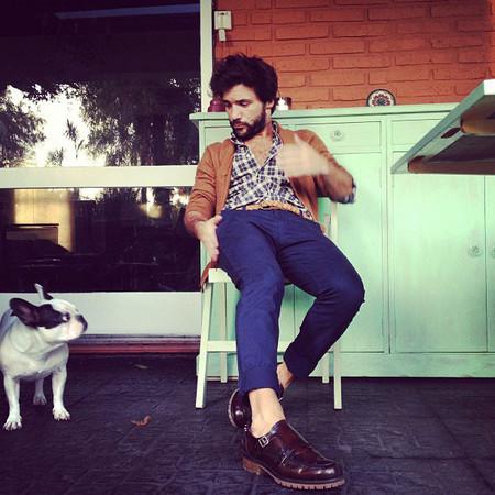 Cinco usuarios de Instagram referentes de estilo masculino: alanstraka