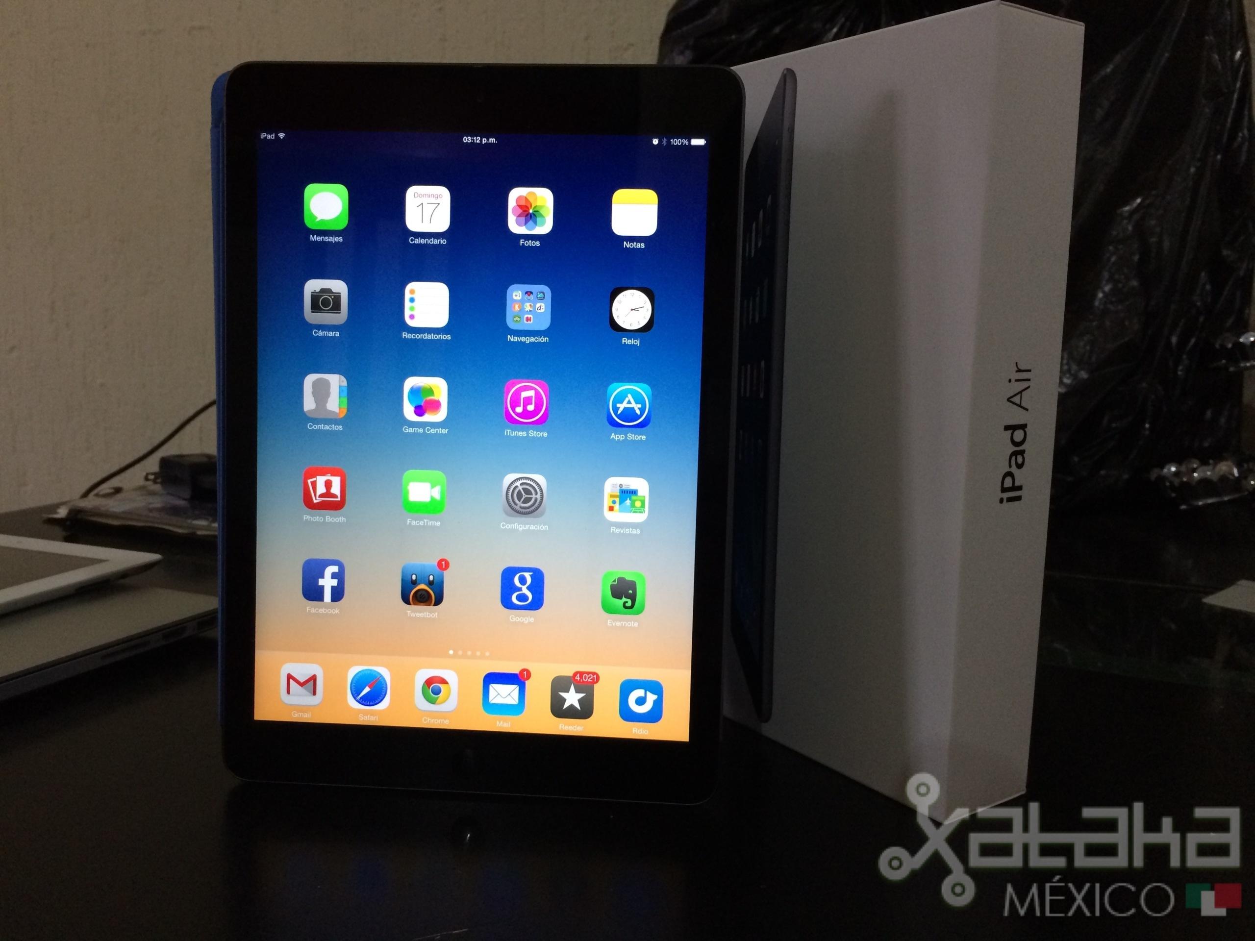 Foto de iPad Air, primer contacto (4/6)