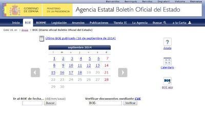 Tablón Edital Único, se unifican las notificaciones para todas las administraciones