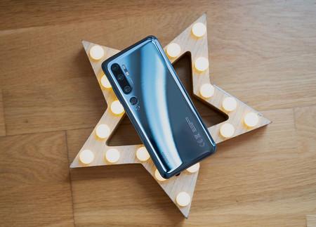 El Mi Note 10 de Xiaomi vuelve a bajar de precio y ya puedes encontrarlo por menos de 380 euros
