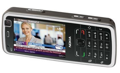 La Unión Europea aprueba DVB-H para la televisión móvil