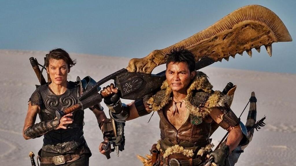 La película de Monster Hunter, protagonizada por Milla Jovovich, retrasa su estreno en España hasta el 26 de marzo