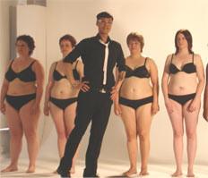Desnudas, un cambio radical sin cirugía