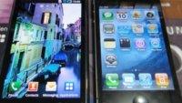Encontrado el cristal de un supuesto iPhone 5