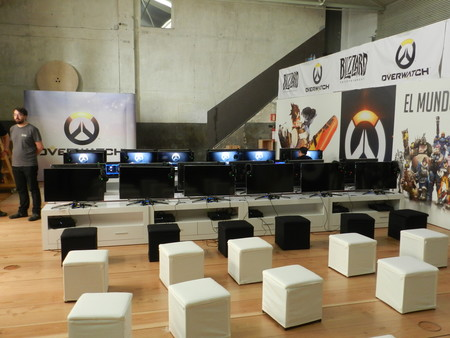 Overwatch Evento Prensa 4