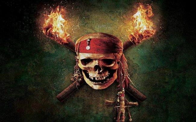 Logo de Piratas del Caribe