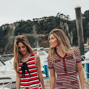 Poète tiene los 25 vestidos románticos y de estilo marinero más bonitos de la temporada