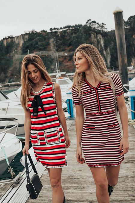 En Poète encontramos los 25 vestidos románticos y de estilo marinero más bonitos de la temporada