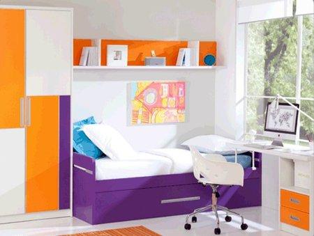 Otro dormitorio infantil de Moblerone
