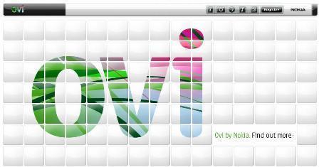 Ovi, nuevo portal de servicios Nokia
