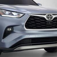 Toyota registra el nombre de Grand Highlander, un SUV que podría ser de la talla de una Chevrolet Suburban
