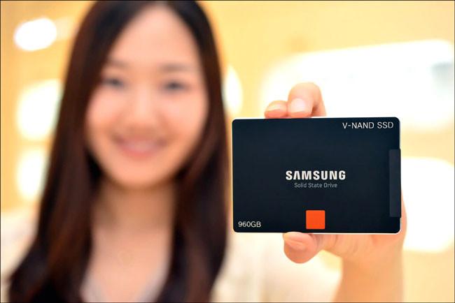 Samsung V-NAND SSD