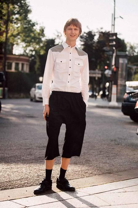 El Mejor Street Style De La Semana Los Modelos Se Coronan Como Reyes Del Estilo En Paris 07