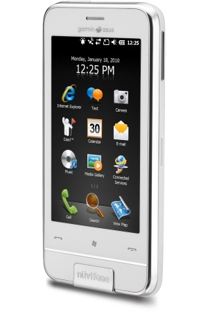 Garmin nuviphone M10 y A50 apuestan por Windows Mobile y Android