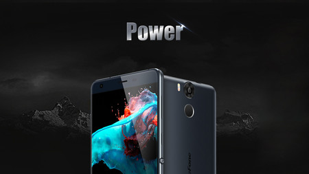 Ulefone Power, con batería de 6.050mAh, por 107 euros y envío gratis