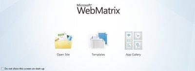 Web Matrix 2.0 Beta, una mirada a la última actualización del editor