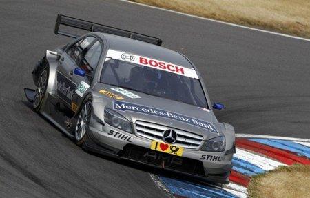 ¿Se puede imaginar un DTM sin Mercedes?