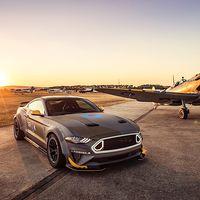 Ford Eagle Squadron Mustang GT, un muscle car de 700 CV inspirado en aviones de combate